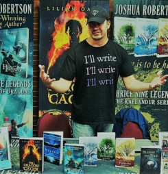Vendor Spotlight: Joshua Robertson