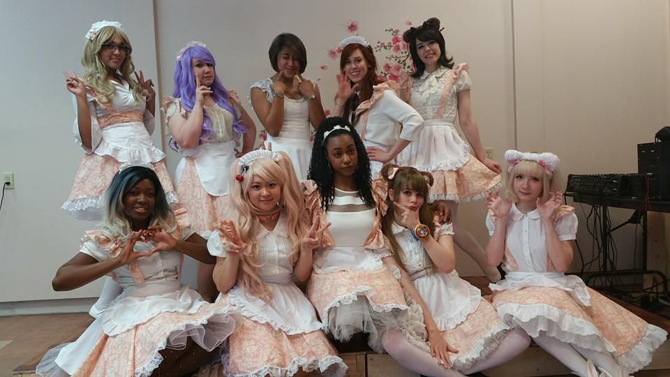 peachy maids