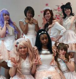 Peachy Maid Cafe Returns!