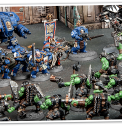 Free Warhammer 40K and Blood Bowl Tournaments at ASFE