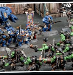 Free Warhammer 40K and Blood Bowl Tournaments at ASFE