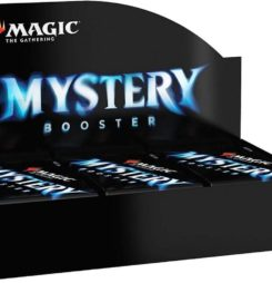 MTG: Mystery Box Booster Drafts.